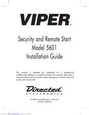 Viper 5601 Manuals | ManualsLib