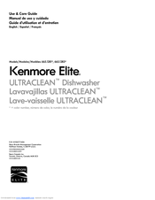 Kenmore 665.1283x Use & Care Manual