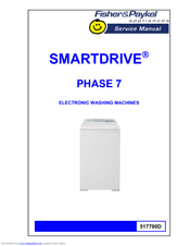 FISHER & PAYKEL SMARTDRIVE PHASE 7 SERVICE MANUAL Pdf Download. on