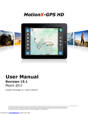 fullpower motionx gps hd manuals rh manualslib com motionx-gps user manual deutsch MotionX-GPS Drive for Android