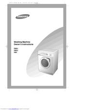 Samsung P801 Manuals