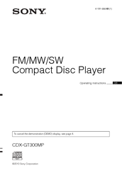 788769_cdxgt300mp_product sony cdx gt300mp manuals sony cdx-gt310mp wiring diagram at fashall.co