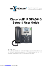 Cisco spa504g user guide message waiting indicator.