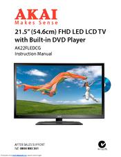 akai ak22fledcg instruction manual pdf download rh manualslib com Akai Plasma TV akai lcd tv service manual