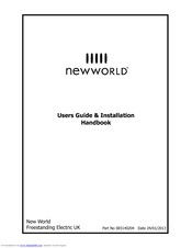 new world oven manuals rh manualslib com new world oven manual new world oven e70doa manual
