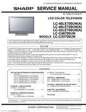 Aquos sharp tv manual   Sharp TV Support  2019-01-25