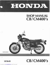 honda cb400t manuals rh manualslib com manual honda cb 400 t manual honda cb400n