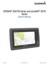 GARMIN GPSMAP 500 SERIES OWNER'S MANUAL Pdf Download