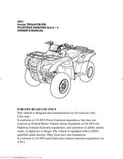 honda trx420fm manuals rh manualslib com 2007 honda trx420fm service manual honda trx 420 fm owners manual