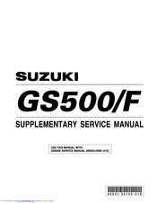 suzuki gsx r600 service repair manual 2000 2003 download