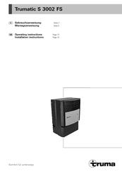 truma trumatic s 3002 fs manuals. Black Bedroom Furniture Sets. Home Design Ideas