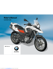 bmw g 650 gs manuals rh manualslib com bmw g650gs manual download bmw g650gs manual download