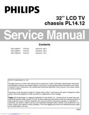 philips 32 u201d lcd tv service manual pdf download rh manualslib com Formulario 1040-PR Instrucciones Sign