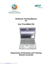 acer travelmate 530 manuals rh manualslib com