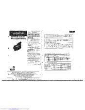 hitachi vm e110e manuals rh manualslib com hitachi vm-e535le manual hitachi vm-e230a manual