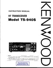 kenwood tr 9000 manuals rh manualslib com Kenwood Instruction Manual Kenwood 617 DVD Owner's Manual