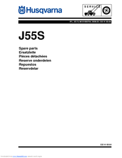 инструкция Husqvarna J55s - фото 4