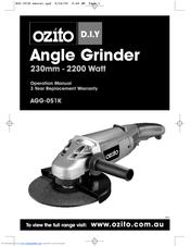 Fabulous Ozito Agg 051K Operation Manual Pdf Download Short Links Chair Design For Home Short Linksinfo