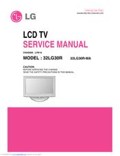 lg tv user manual download