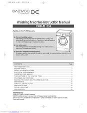 daewoo dwd m1031 manuals rh manualslib com User Guide Template Example User Guide