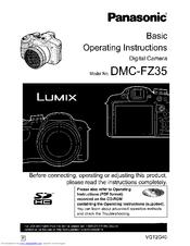 panasonic lumix dmc fz35 manuals rh manualslib com panasonic dmc fz38 user manual panasonic fz38 user manual