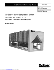 Mcquay ags 210csh manuals manuals and user guides for mcquay ags 210csh we have 1 mcquay ags 210csh manual available for free pdf download installation and maintenance manual cheapraybanclubmaster Choice Image