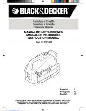 black and decker scorpion instruction manual