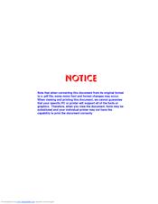 NEC DT330 User Manual