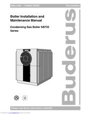 buderus sb735 series manuals rh manualslib com