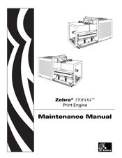 Zebra 170pax4 Maintenance Manual Pdf Download Manualslib