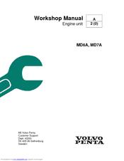 volvo md6a workshop manual pdf download rh manualslib com Volvo Penta Wiring-Diagram Volvo Penta Control Box