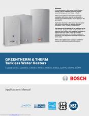 Bosch C1050es Manuals Manualslib