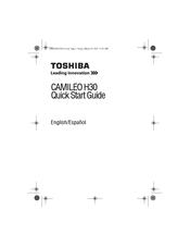 toshiba camileo h30 manuals rh manualslib com Camcorder Batteries Toshiba HD Camcorder