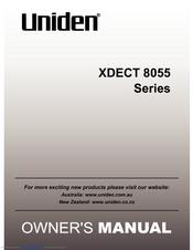 uniden xdect 8055 1 manuals rh manualslib com