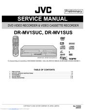 jvc dr mv1suc service manual pdf download rh manualslib com jvc dr mv1s manual pdf Montana MV-1