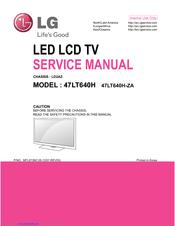 Lg 42LT640H-ZA Manuals