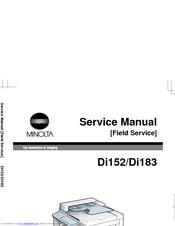 minolta di183 manuals rh manualslib com