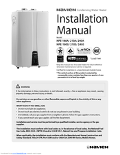 Navien npe 240a manuals we have 9 navien npe 240a manuals available for free pdf download service manual installation manual operation manual quick installation manual sciox Images