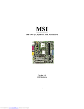 MSI MS-6507 WINDOWS 8 X64 DRIVER