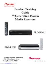 pioneer elite pro r06u manuals rh manualslib com Pioneer Receivers Pioneer Plasma HDTV
