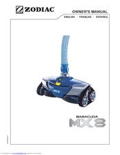 Zodiac baracuda mx8 owners manual pdf download ccuart Images