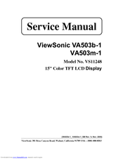 VIEWSONIC VA503B DRIVER DOWNLOAD