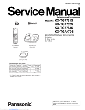 panasonic kx tg7743s manuals rh manualslib com Panasonic Kx- Tgea20 Issues Panasonic Cordless Phone User Manual