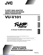 JVC VU-V101 Instructions Manual