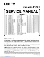 funai lc320emxf manuals rh manualslib com emerson tv lc320emx manual Emerson LC401EM2F