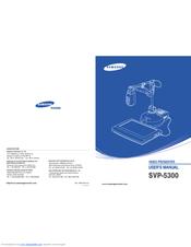SAMSUNG VIDEO PRESENTER SVP-5300 TREIBER