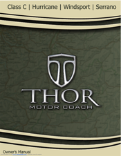 THOR MOTOR COACH CLASS C OWNER'S MANUAL Pdf Download
