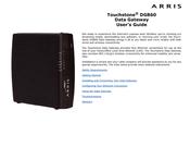 Arris Touchstone DG860 Manuals