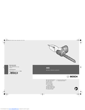 Bosch Ake 40 S инструкция - фото 11
