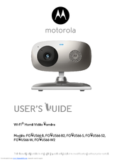 Motorola FOCUS66-B2 User Manual